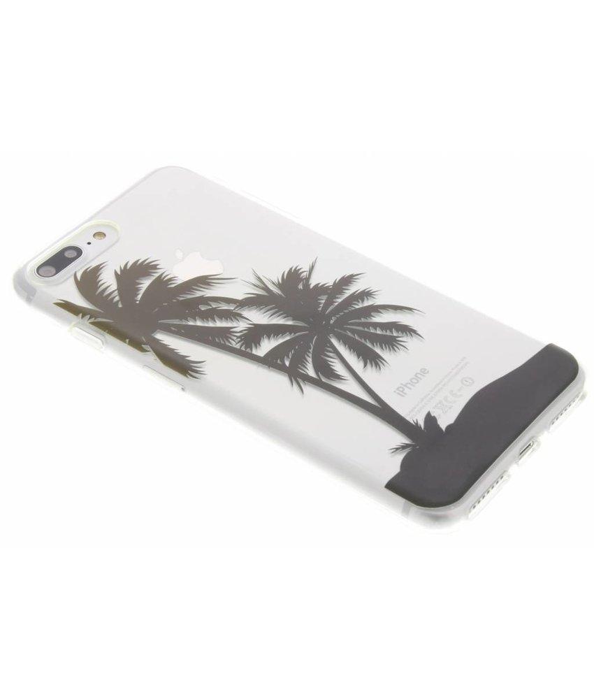 Summer TPU siliconen hoesje iPhone 7 Plus
