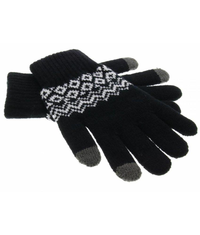 Noorse design touchscreen handschoenen