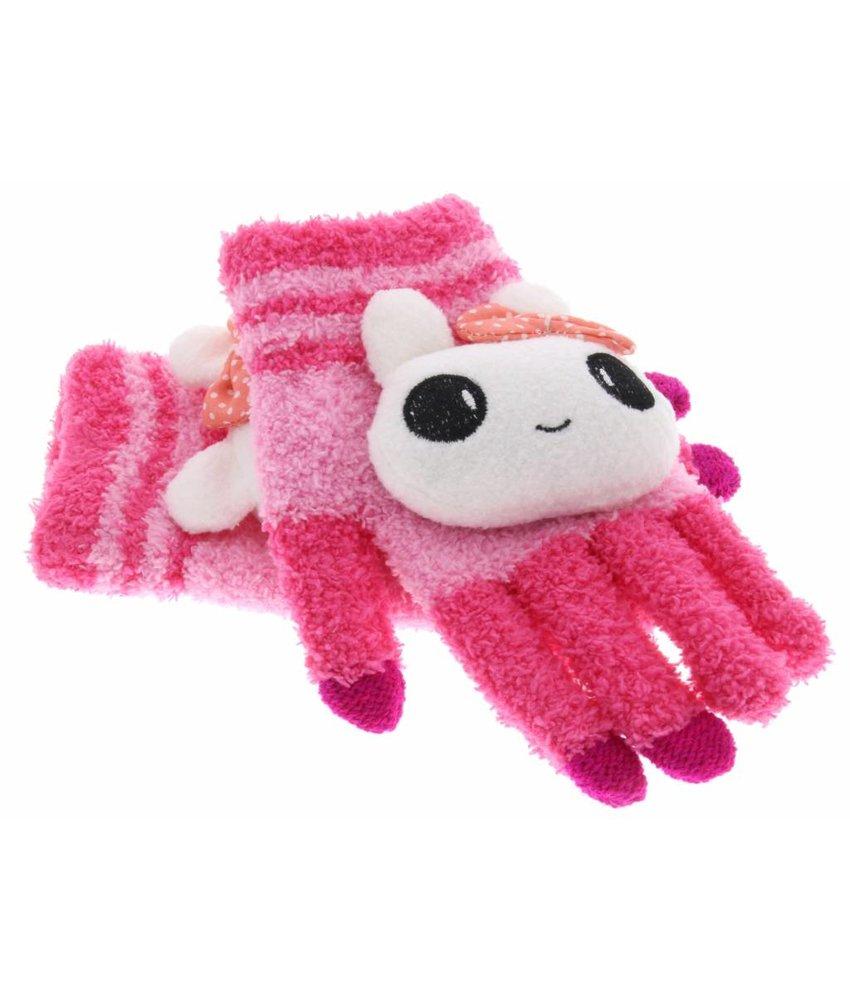 Dieren touchscreen handschoenen