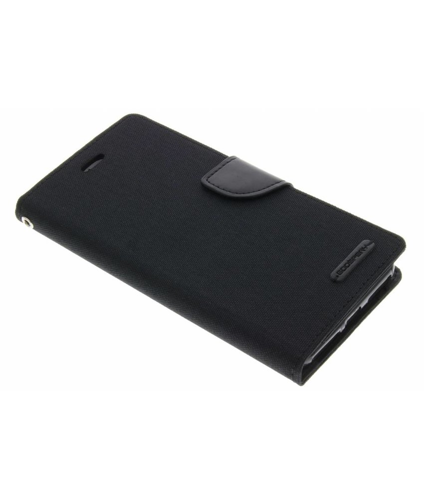 Mercury Goospery Canvas Diary Case iPhone 8 Plus / 7 Plus