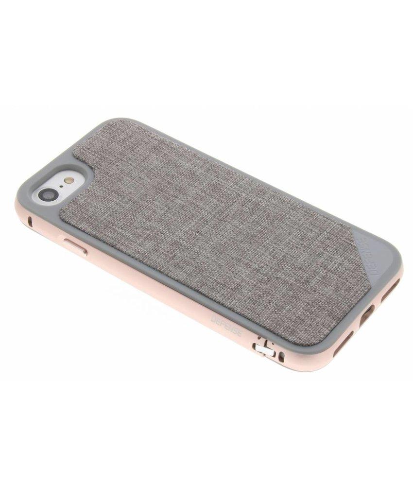 X-Doria Defense Lux Cover iPhone 7 - Rosé Goud