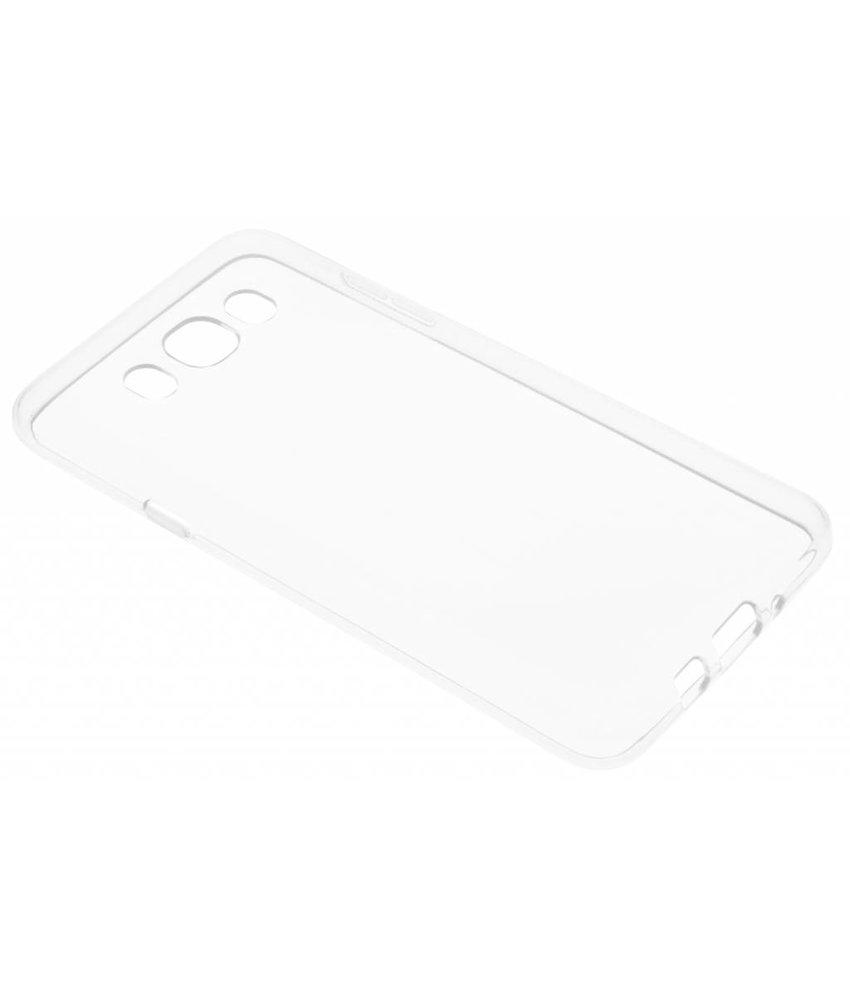 Transparant gel case Samsung Galaxy J7 (2016)