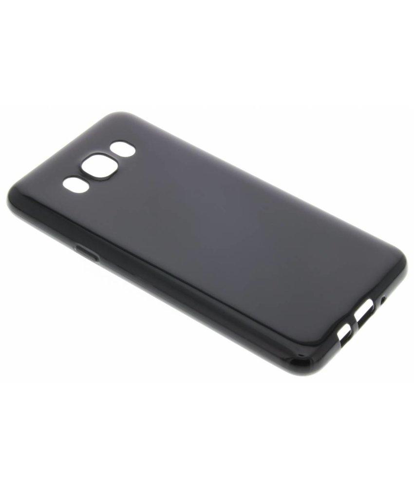 Zwart gel case Samsung Galaxy J7 (2016)