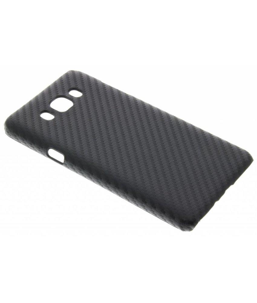 Carbon look hardcase hoesje Samsung Galaxy J7 (2016)