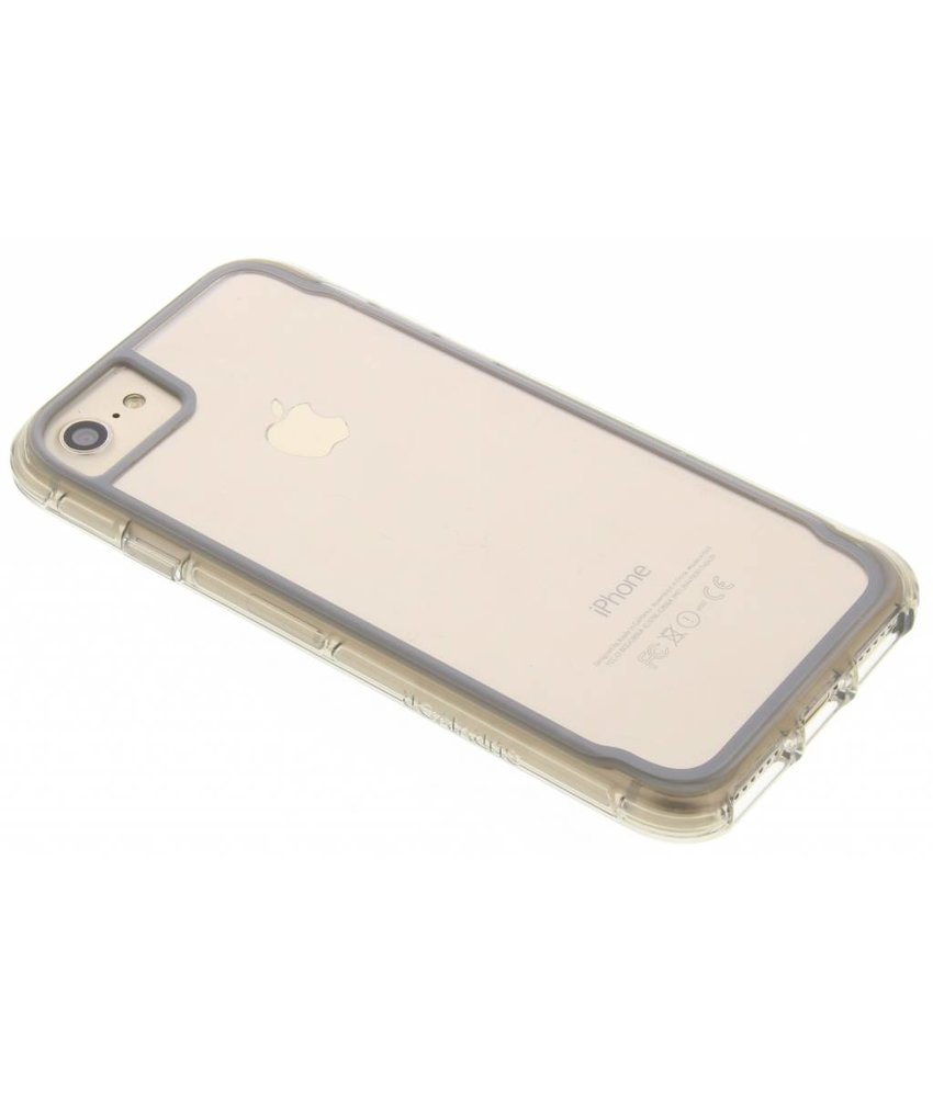 Griffin Survivor Clear Case iPhone 7 / 6s / 6 - Grijs