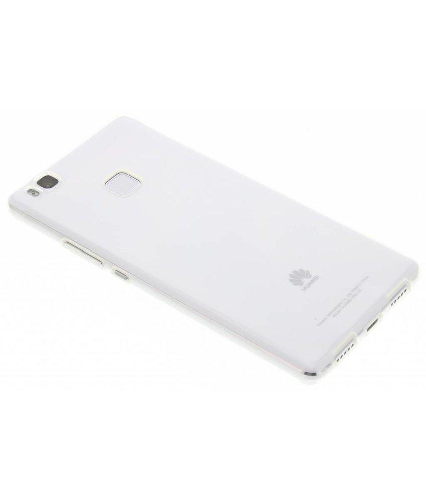 Transparant gel case Huawei P9 Lite
