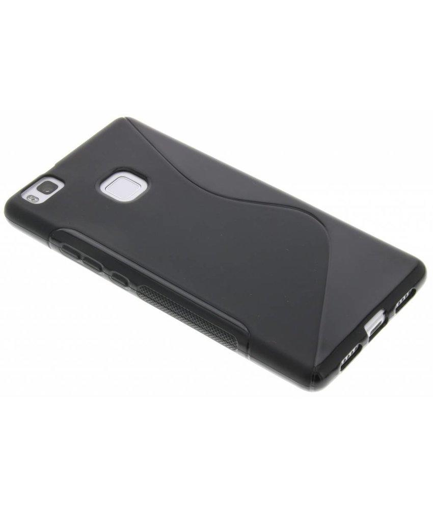 Zwart S-line TPU hoesje Huawei P9 Lite