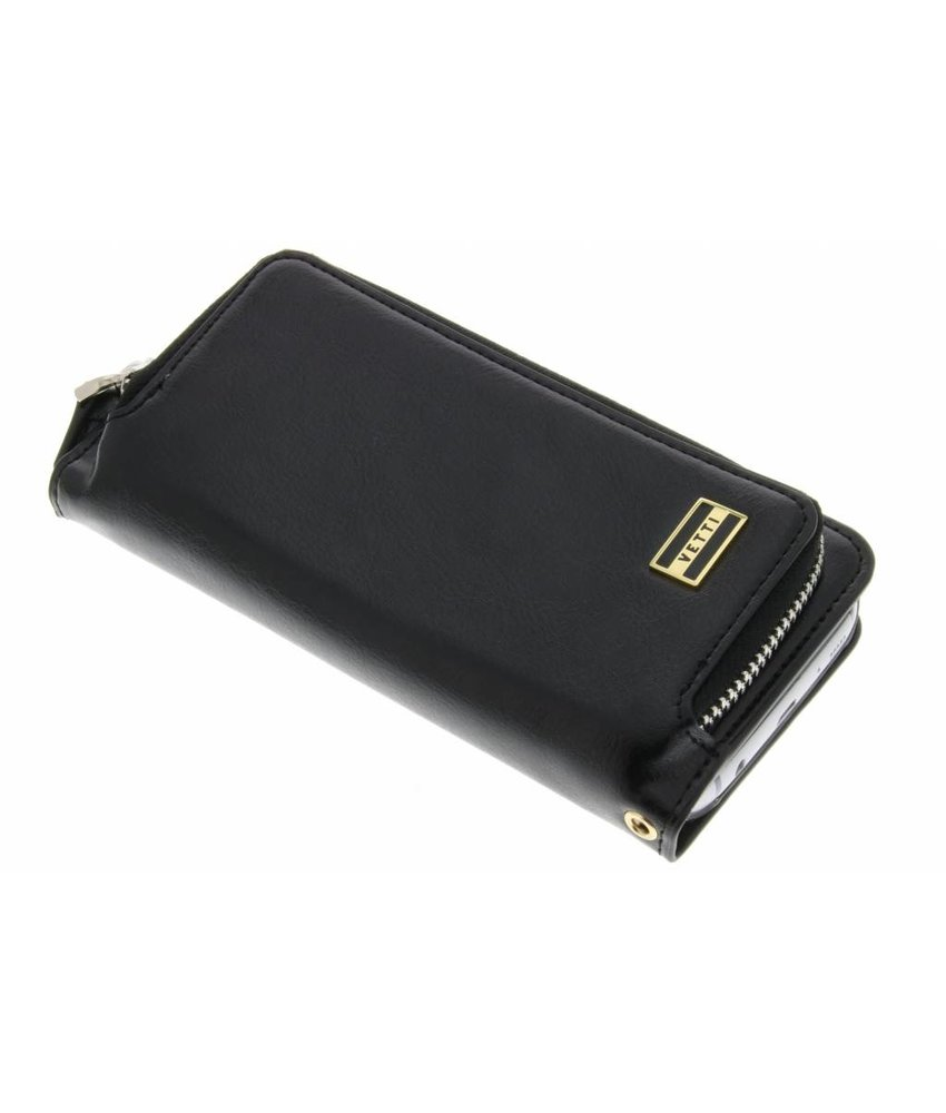 Vetti Craft Coin Wallet Case Samsung Galaxy S7 - Zwart