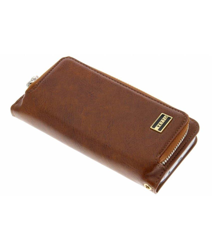 Vetti Craft Coin Wallet Case Samsung Galaxy S7 - Bruin