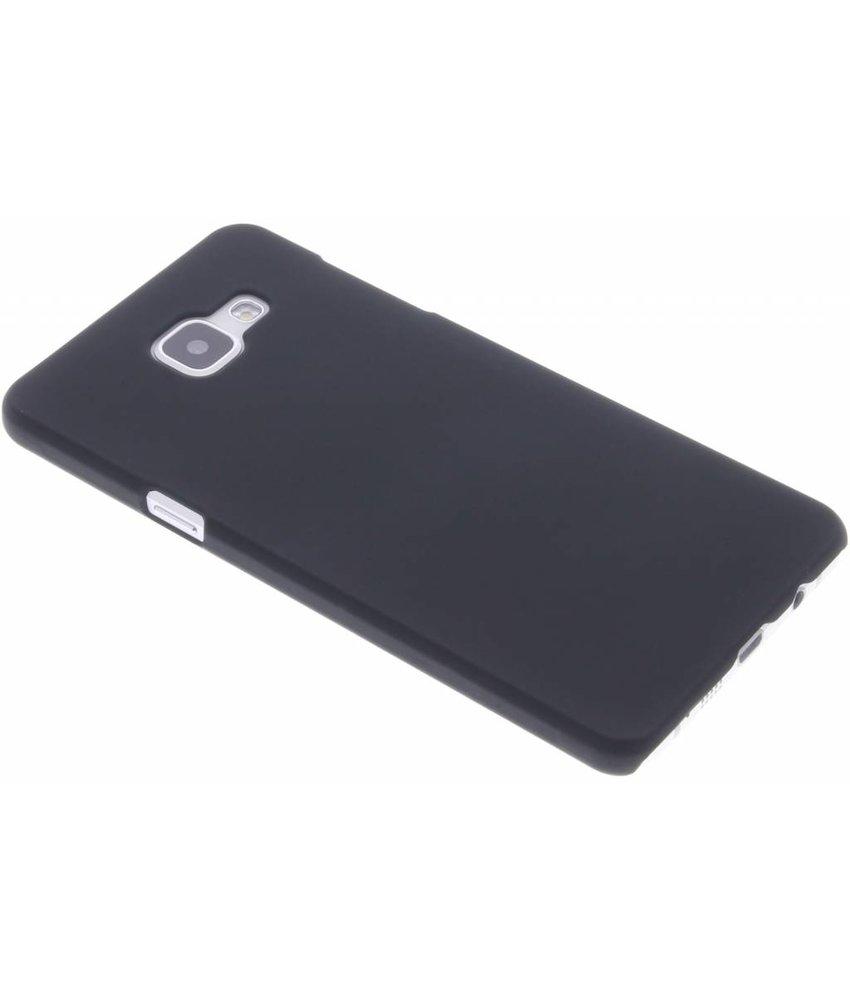 Zwart effen hardcase hoesje Samsung Galaxy A5 (2016)
