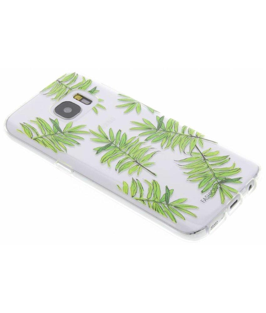 Fashionchick Leaves Softcase Samsung Galaxy S7