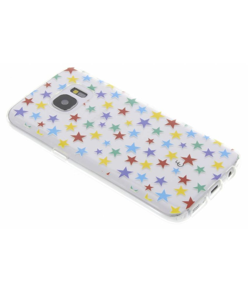 Fabienne Chapot Stars Softcase Samsung Galaxy S7
