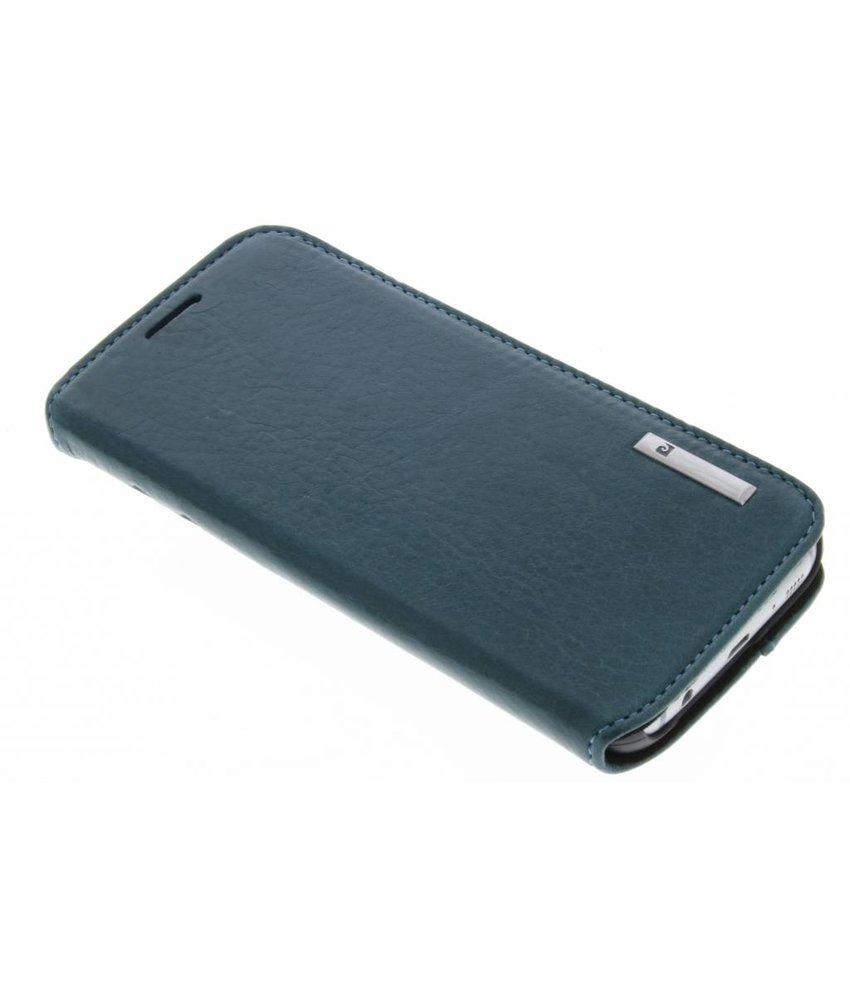 Pierre Cardin Book case Samsung Galaxy S7 - Groen