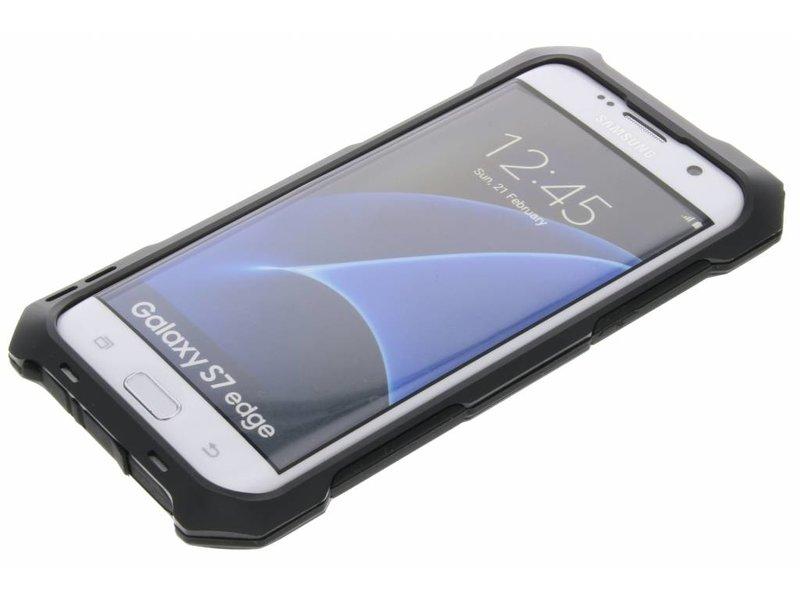 Samsung Galaxy S7 Edge hoesje - Redpepper Zwarte lens to