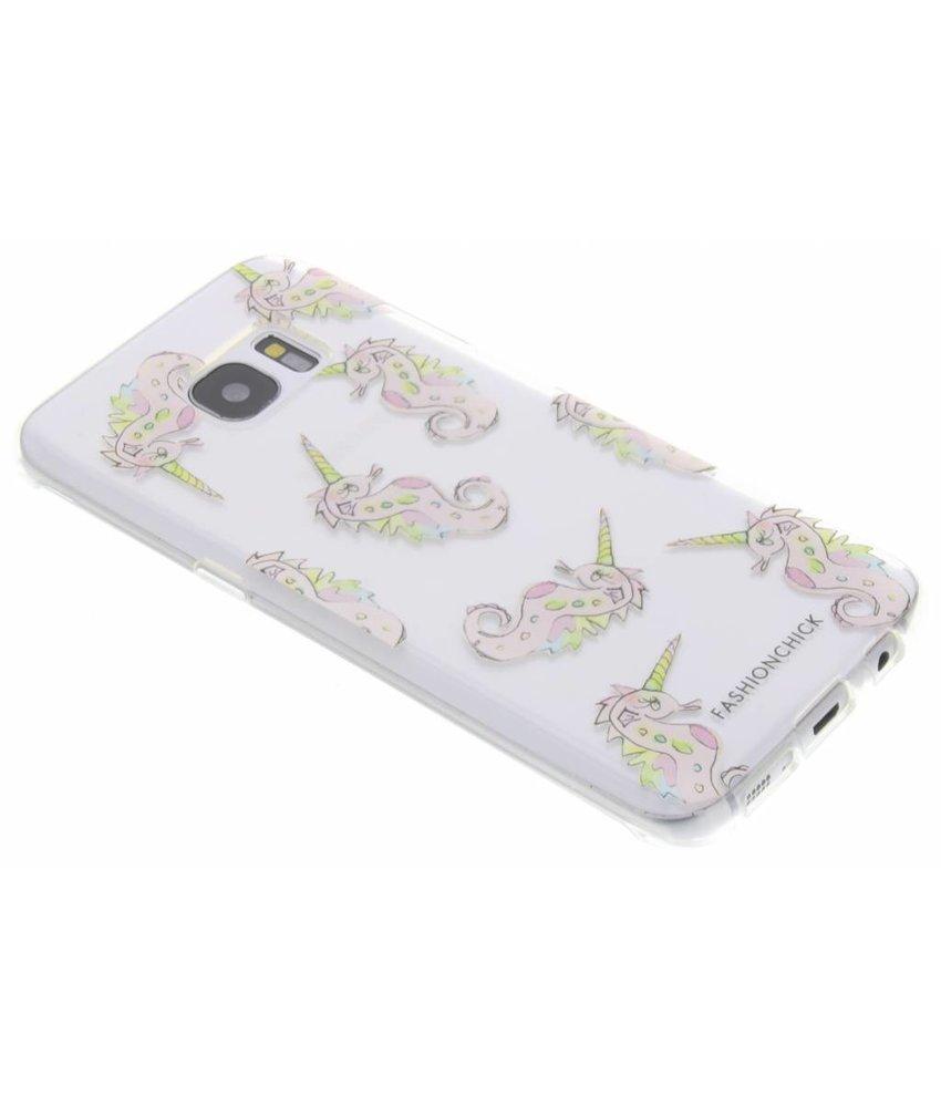 Fashionchick Unihorse Softcase Samsung Galaxy S7 Edge