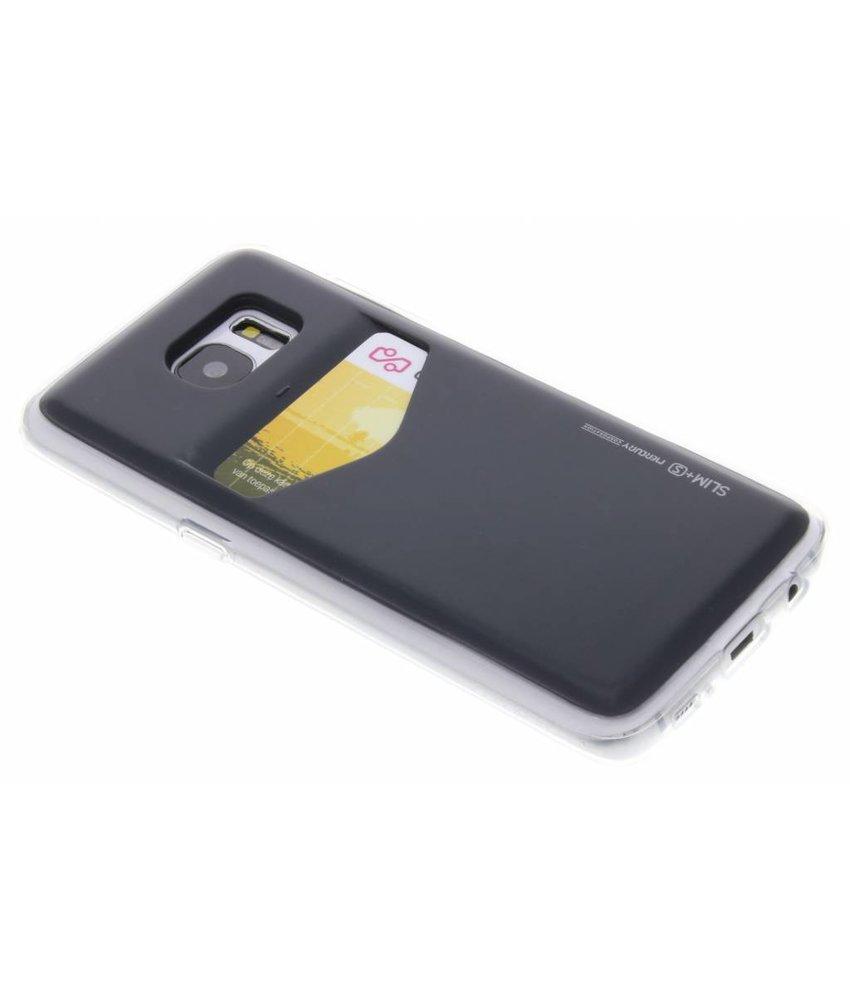 Mercury Goospery Card Pocket Case Samsung Galaxy S7 Edge