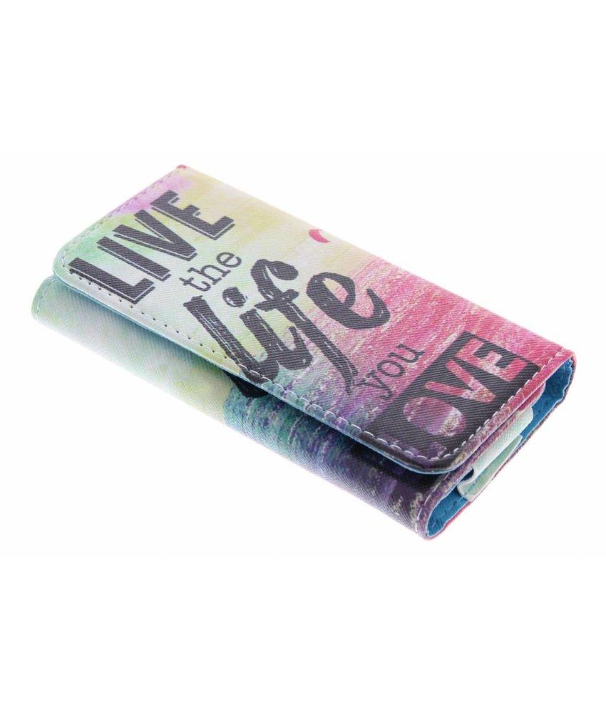 Universele design wallet maat S