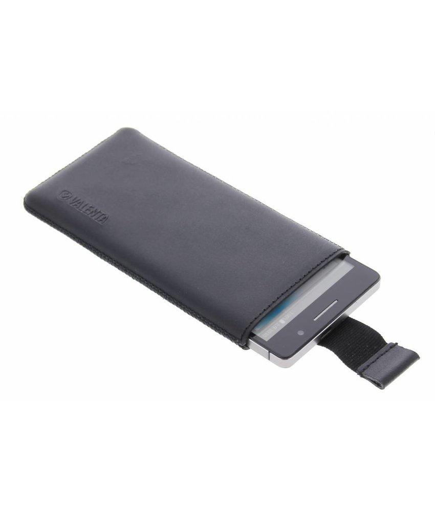 Valenta Pocket Classic Huawei Ascend P6 / P6s - zwart