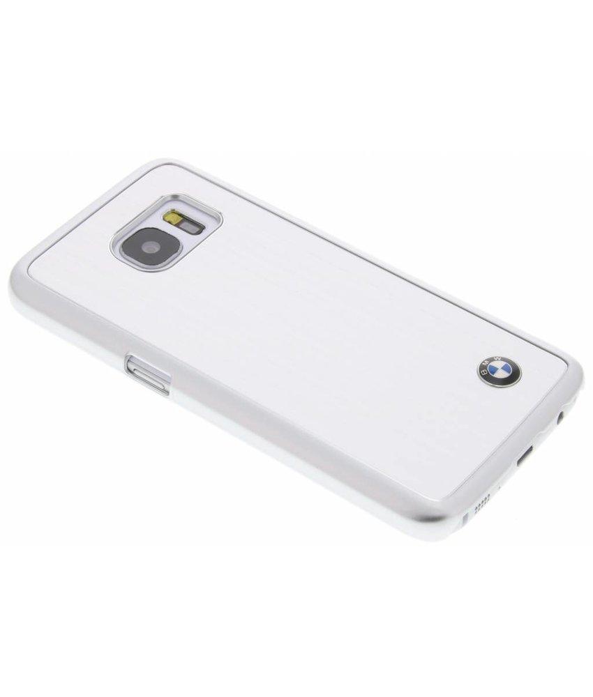 BMW Brushed Aluminium Hard Case Samsung Galaxy S7