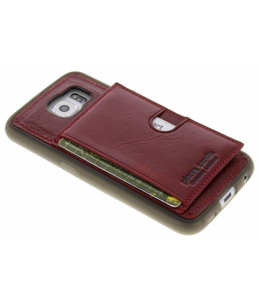 Pierre Cardin Silicone Case Samsung Galaxy S6