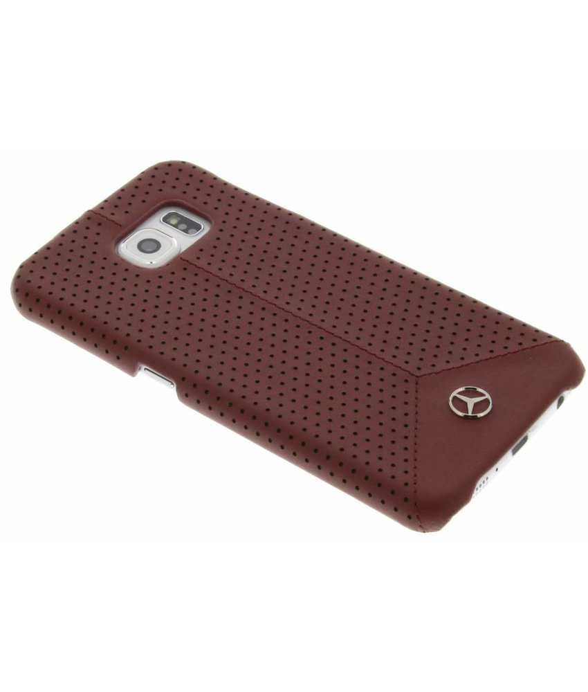 Mercedes-Benz Pure Line Leather hardcase Galaxy S6