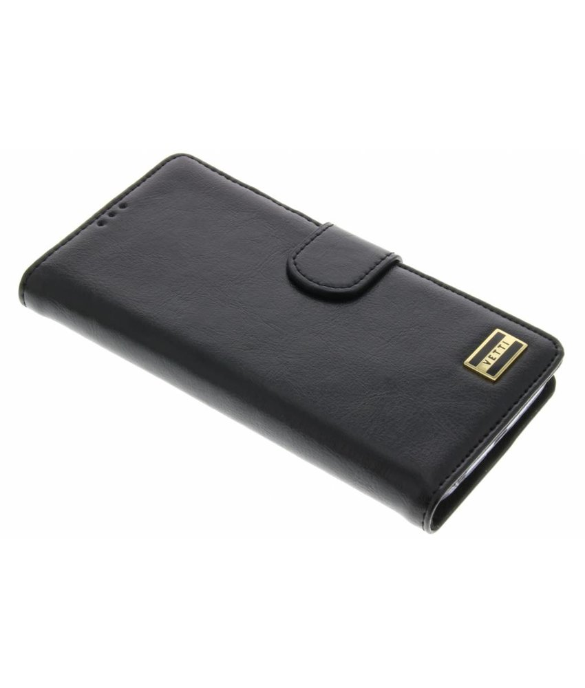 Vetti Craft Booktype Samsung Galaxy S6 - Zwart