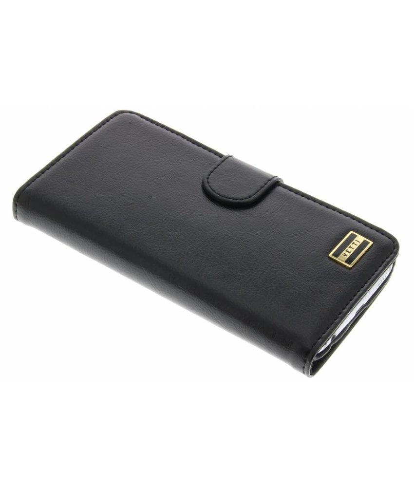 Vetti Craft Wallet Bookcase Samsung Galaxy S6 - Zwart