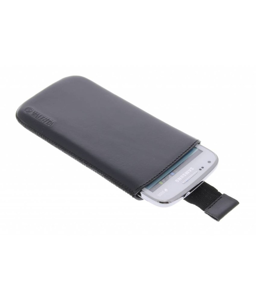 Valenta Pocket Classic Nokia Lumia 925 - zwart
