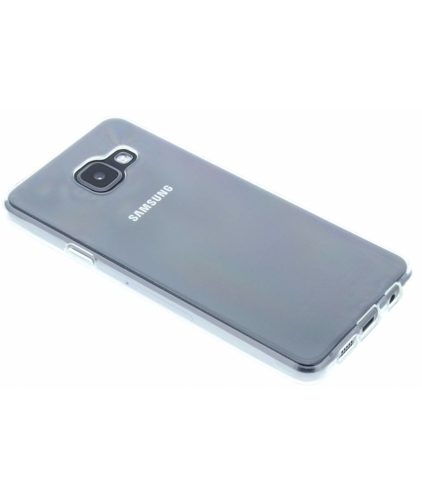 Transparant gel case Samsung Galaxy A3 (2016)