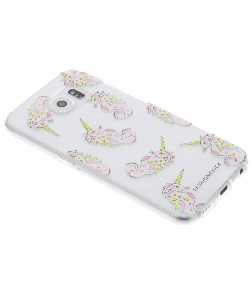 Fashionchick Unihorse Softcase Samsung Galaxy S6