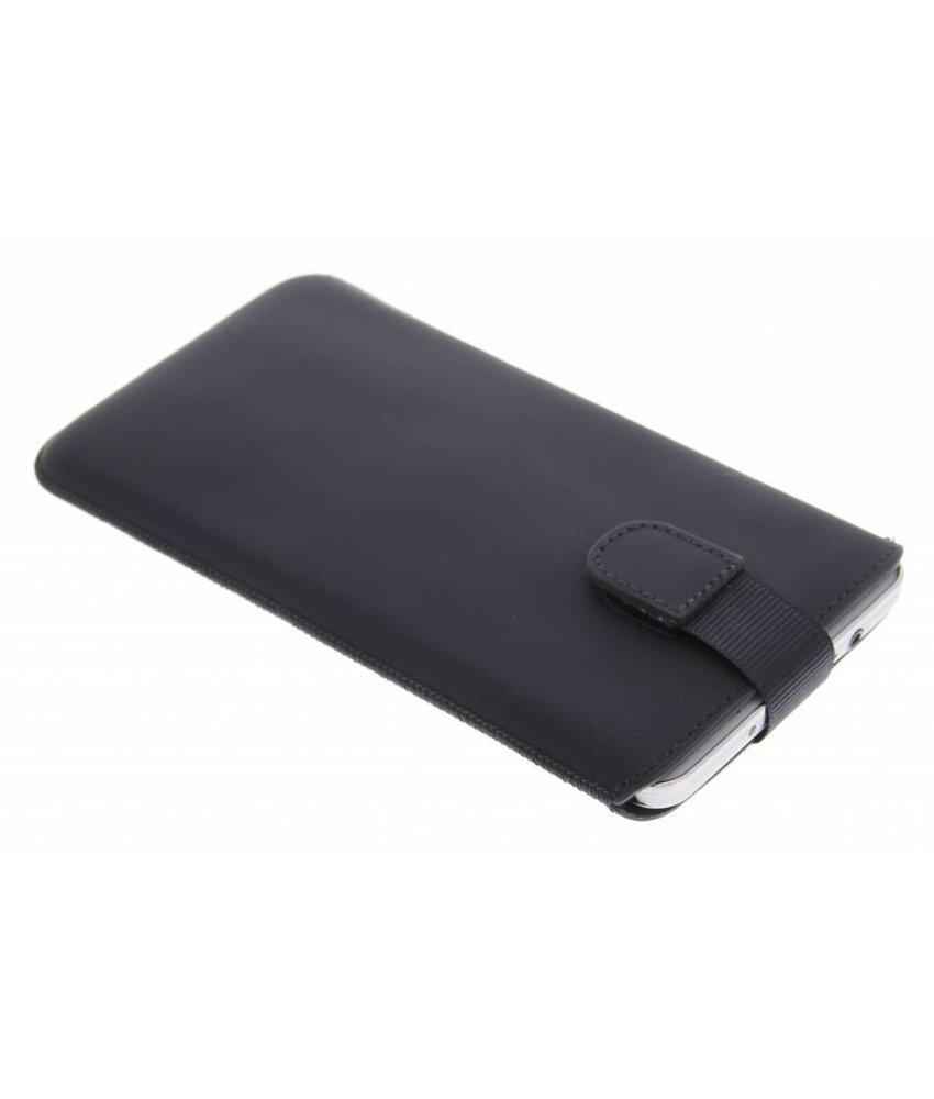 Mobiparts Zwart Premium Pouch maat 4XL