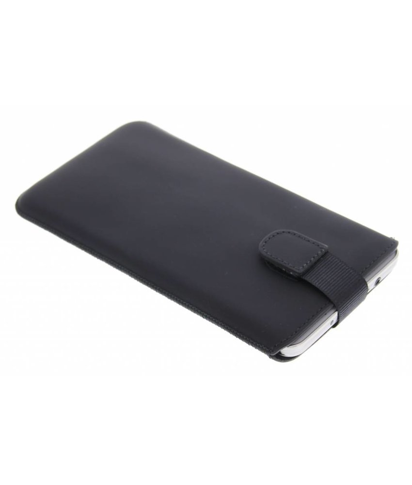 Mobiparts Premium Pouch maat 3XL - Zwart