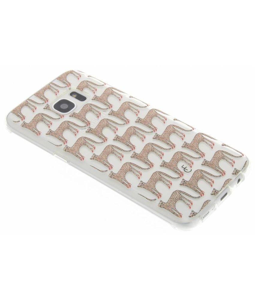 Fabienne Chapot Cheetah Softcase Samsung Galaxy S7 Edge
