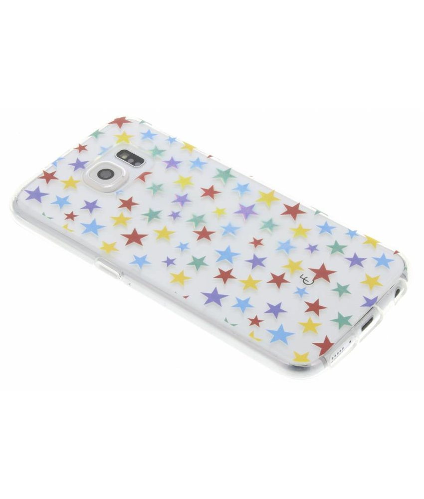 Fabienne Chapot Stars Softcase Samsung Galaxy S6