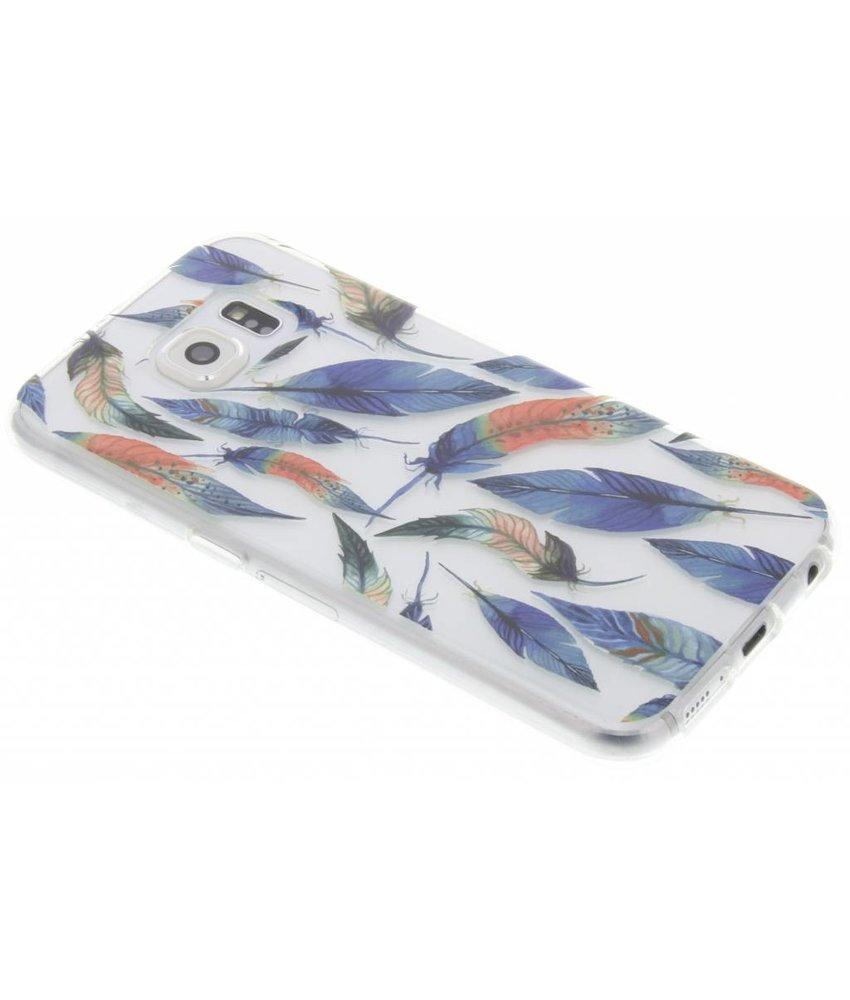 Ibiza feather case Samsung Galaxy S6