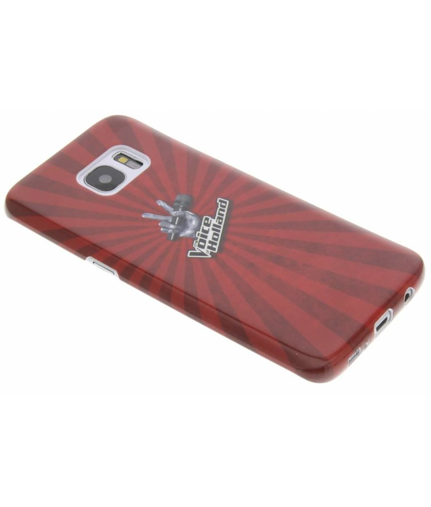 The Voice of Holland Hardcase hoesje Galaxy S7 Edge