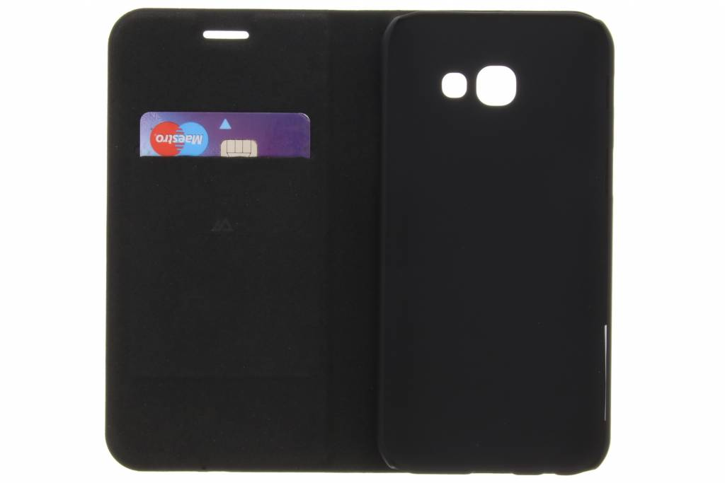 Livret De Protection Noir Pour Le Samsung Galaxy A5 (2017) RgX7kg