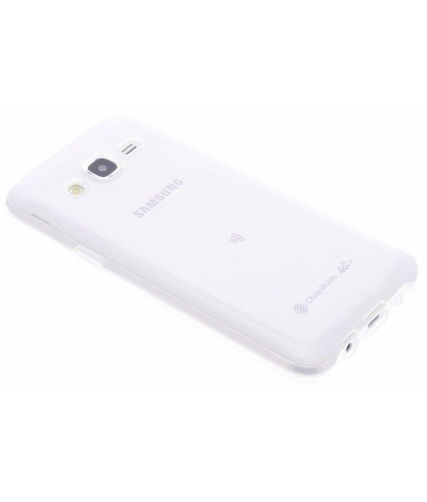 Transparant gel case Samsung Galaxy J5