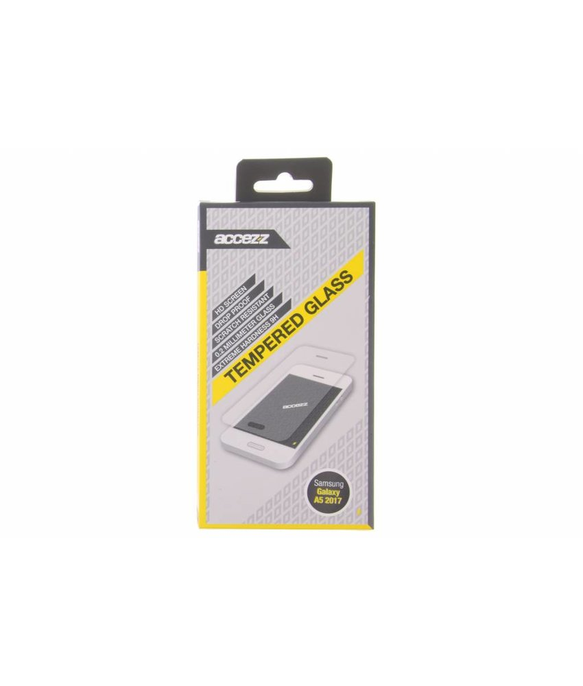 Accezz Xtreme Glass Protector Samsung Galaxy A5 (2017)