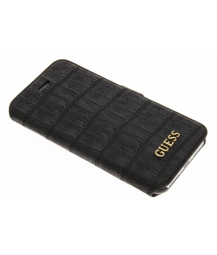 Guess Croco Book Case iPhone 8 / 7