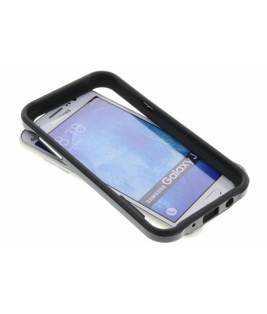 Zwart bumper Samsung Galaxy J5