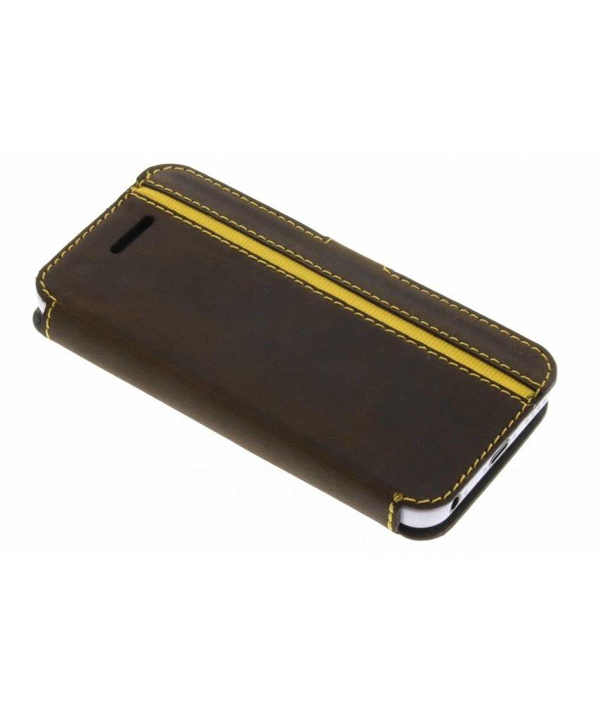 Valenta Booklet Stripe iPhone 5 / 5s / SE / 5c