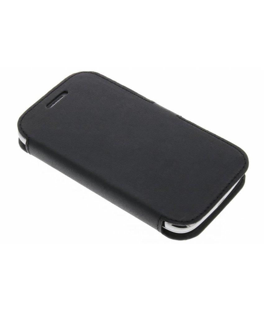 Valenta Booklet Slim Classic Samsung Galaxy Core - Black