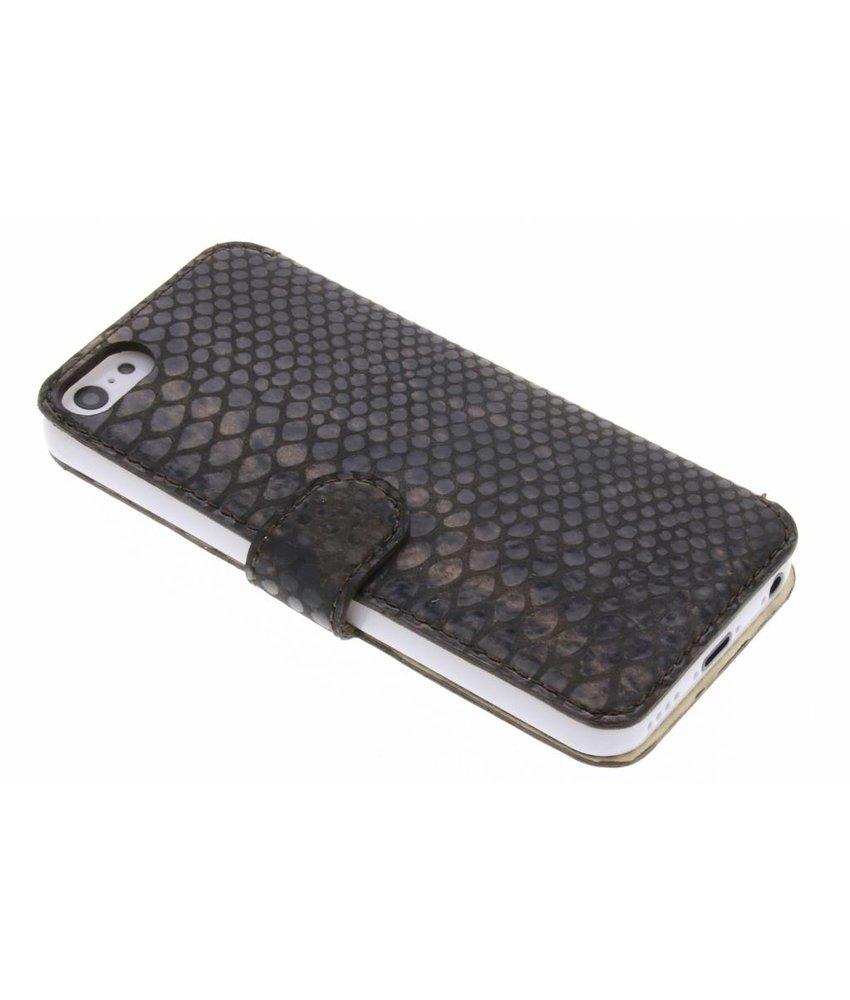 Valenta Booklet Slim Animal Snake iPhone 5 / 5s / 5c