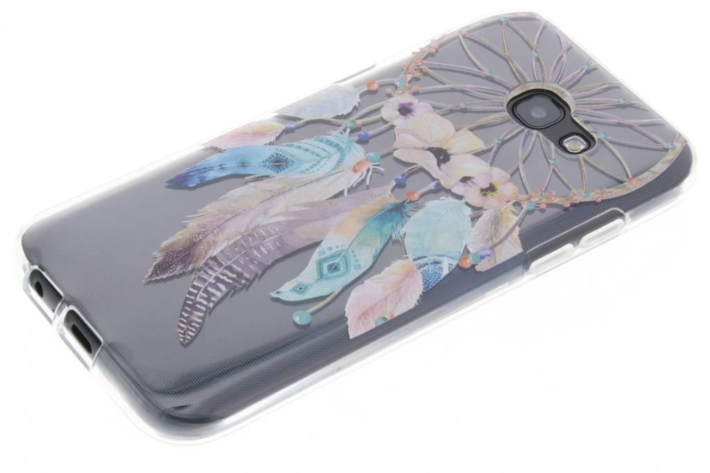 Plumes Cas Tpu Design Samsung Galaxy A5 (2017) 5atY8P8