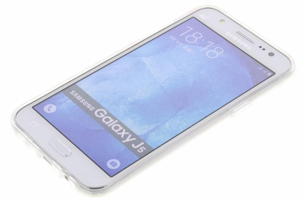 Animaux Conception Imprimé Zèbre Cas De Tpu Pour Samsung Galaxy J5 TMjV1Evs8q