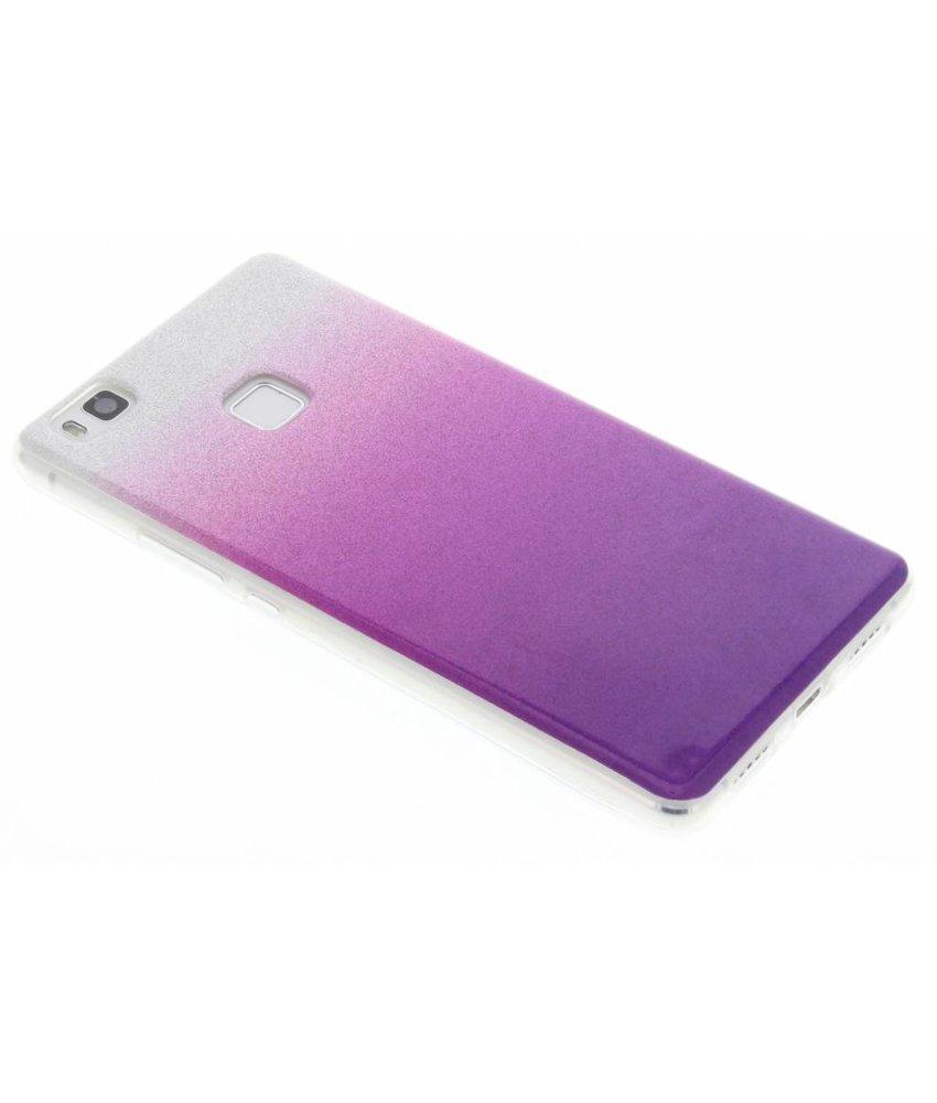 Glitter TPU softcase Huawei P9 Lite