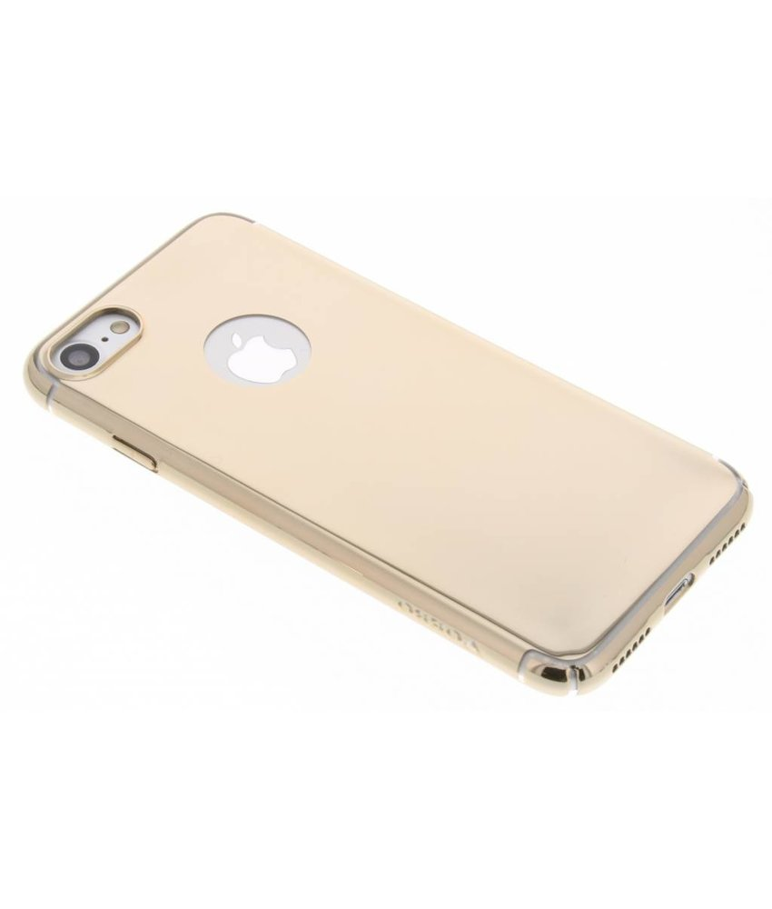 Goud Shine hardcase hoesje iPhone 8 / 7