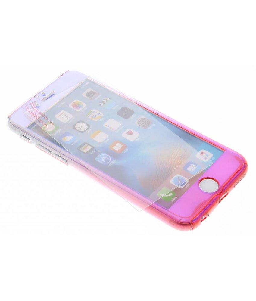 Tweekleurig 360° protect case iPhone 6 / 6s