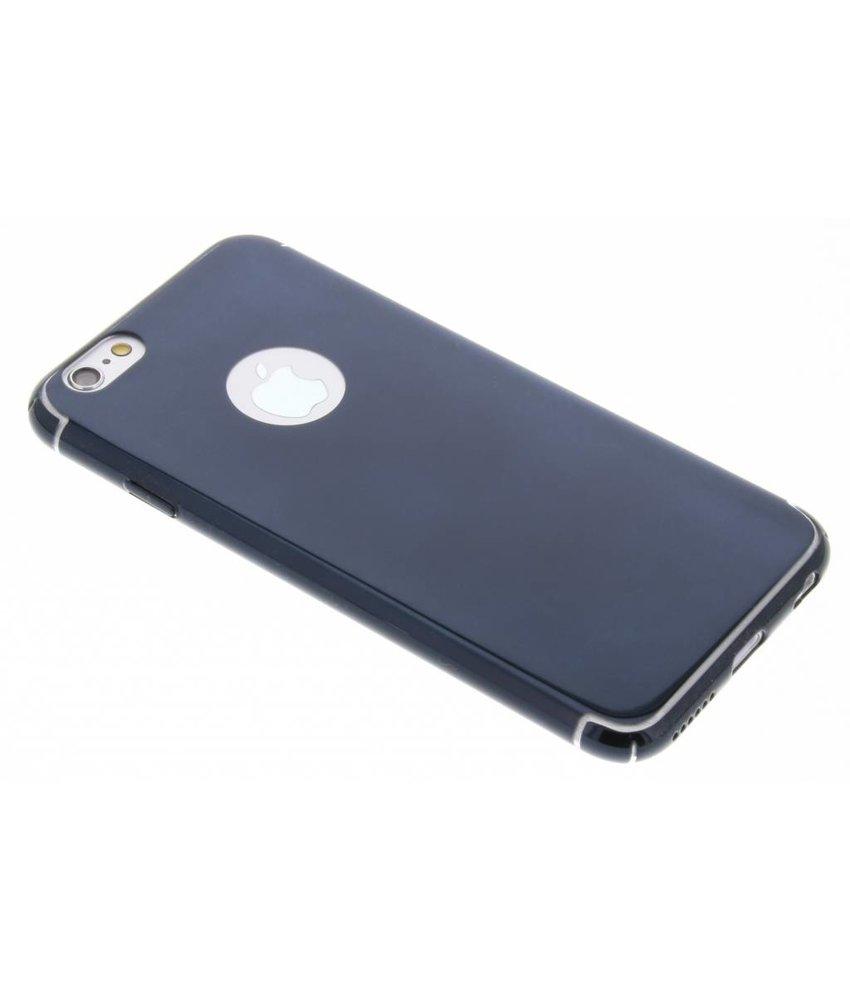 Zwart Shine hardcase hoesje iPhone 6 / 6s